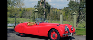 1952 Jaguar XK120 3.4 Roadster - RHD For Sale