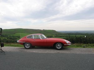 1967 Jaguar E-Type S1 4.2 Coupe - RHD For Sale