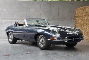 1962 Jaguar E-type Series 1 3.8 LHD OTS SOLD