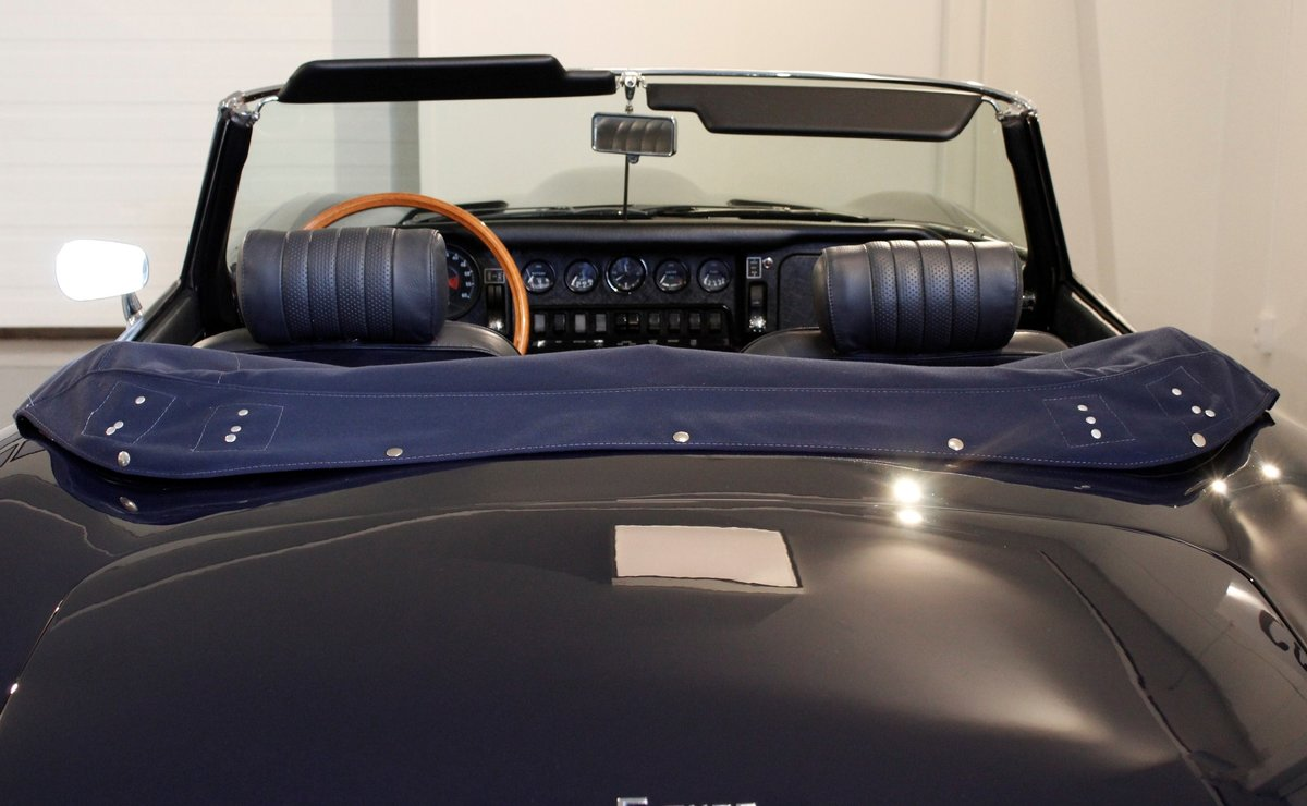 1969 Jaguar E-Type 4,2 Roadster For Sale (picture 4 of 6)
