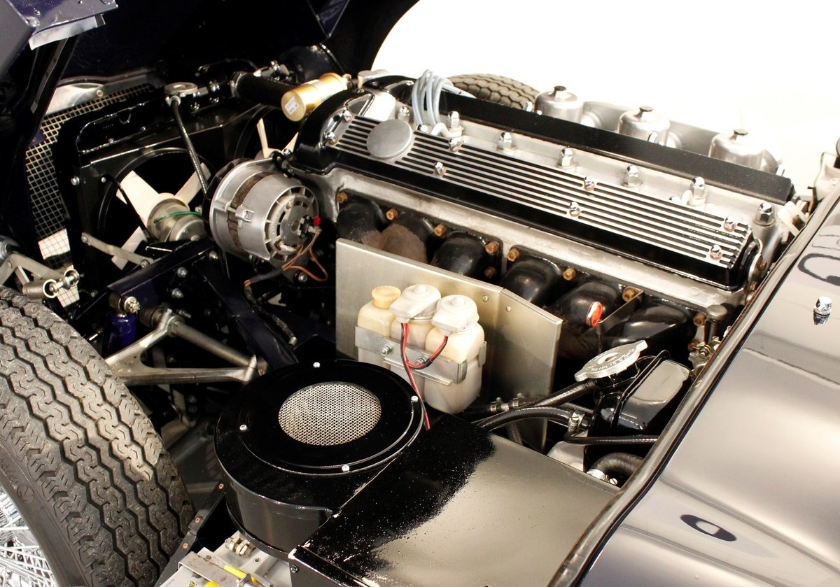1969 Jaguar E-Type 4,2 Roadster For Sale (picture 5 of 6)
