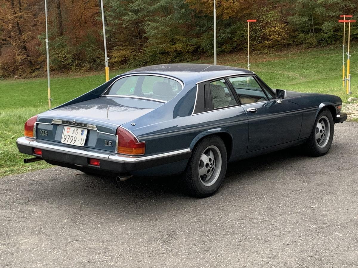 1983 Jaguar XJS-HE For Sale (picture 5 of 6)