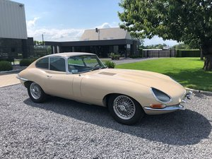 1966 Jaguar E-type S1 4.2 Coupé  LHD