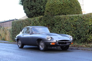 Jaguar E-Type Series II 2+2 - UK matching No's, £80K spent