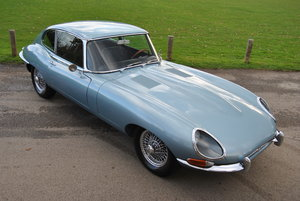 JAGUAR E Type series1 4.2 o/d
