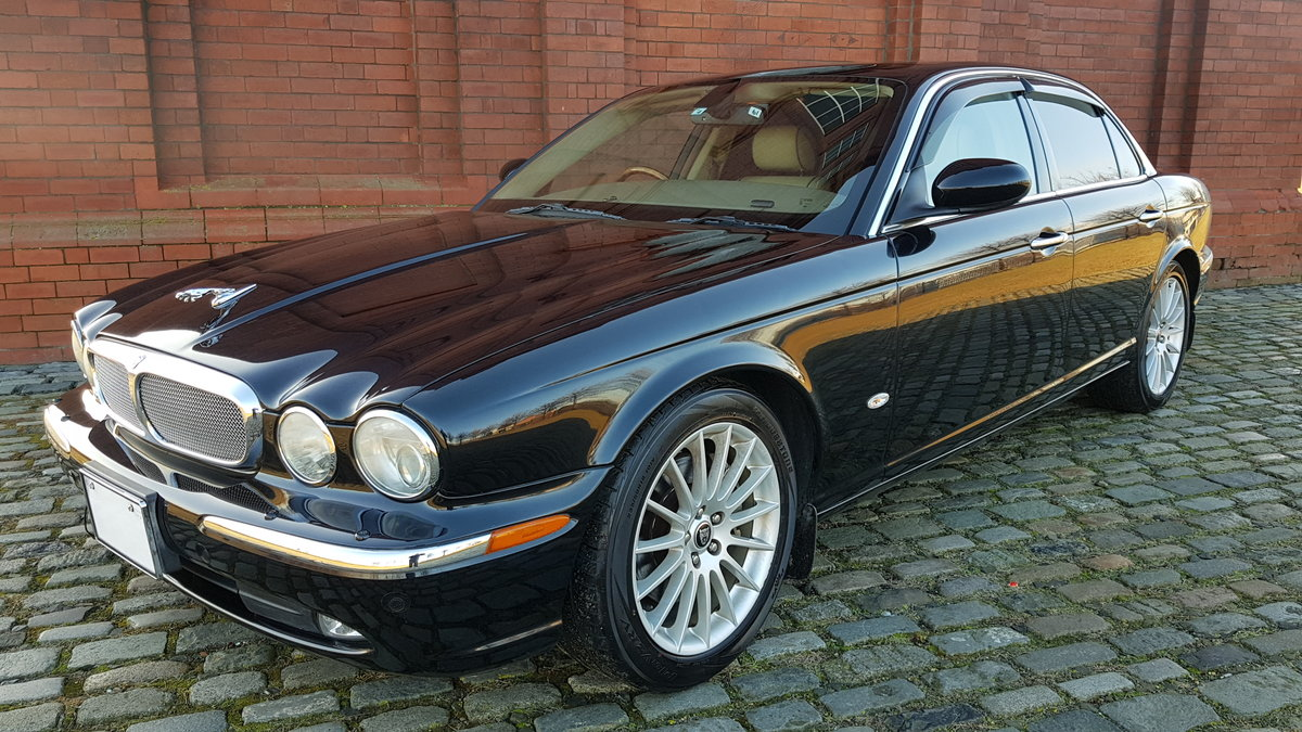 2006 JAGUAR XJ8 EXCECUTIVE V8 4.2 AUTOMATIC * SUNROOF & LEATHER * For Sale (picture 1 of 6)