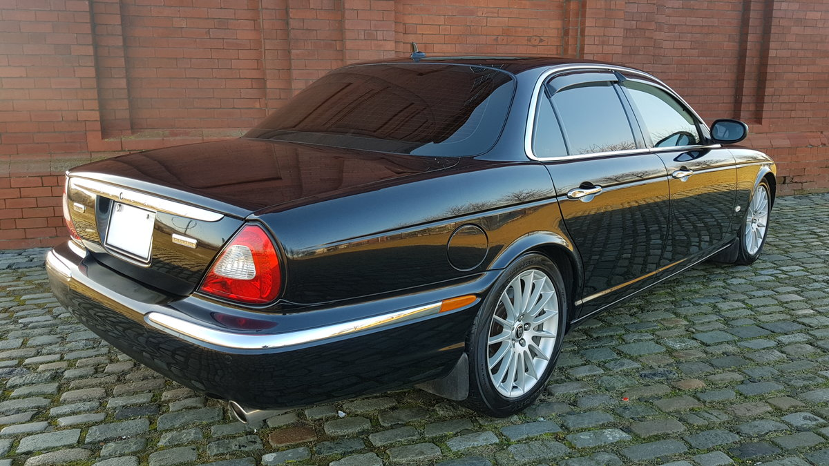 2006 JAGUAR XJ8 EXCECUTIVE V8 4.2 AUTOMATIC * SUNROOF & LEATHER * For Sale (picture 2 of 6)