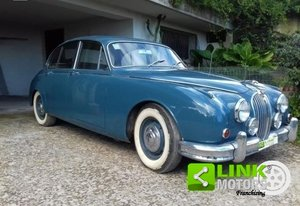 1961 MKII Prima Vernice For Sale