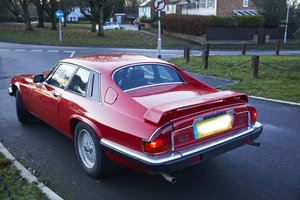 1985 Xj-s jaguar - 16 inch lattice oem - full mot For Sale