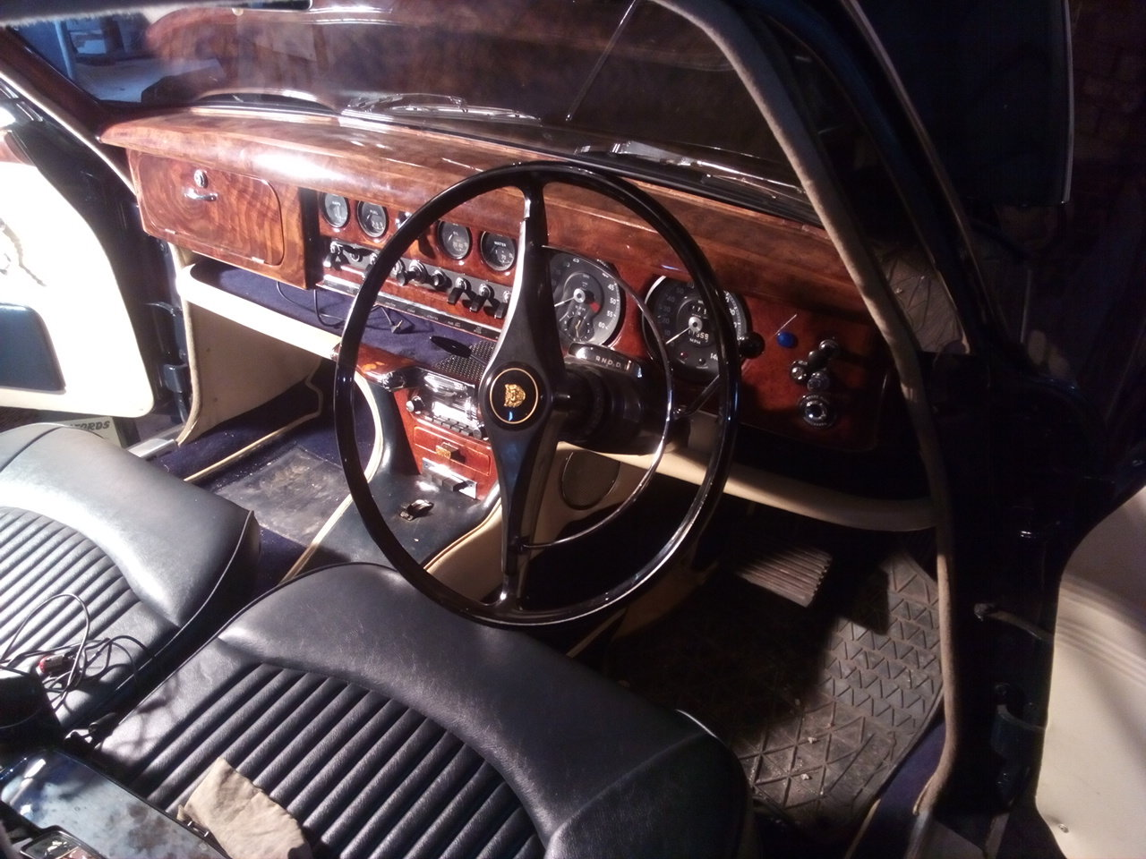 1968 Jaguar s-type 3.4 automatic – excellent cond For Sale (picture 5 of 6)