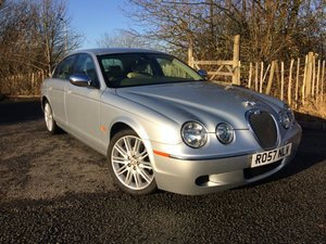2007 STUNNING! Jaguar S-Type V6 TD SE Auto. Only 56,000mls FSH For Sale