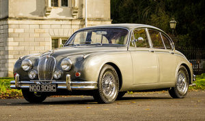 1965 Jaguar Mark II 3.8-Litre 'Coombs Evocation' Sports Sal For Sale by Auction
