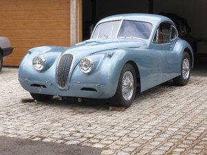1954 Jaguar XK120 FHC For Sale