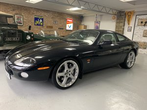 2003 XKR Two owners full history