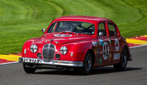 3.4 Litre MK 1 Jaguar Historic Touring Car