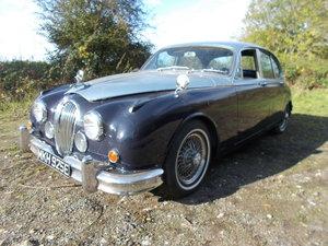 1967 Jaguar mk2 lhd 351 v8 pas ac wire wheels  For Sale