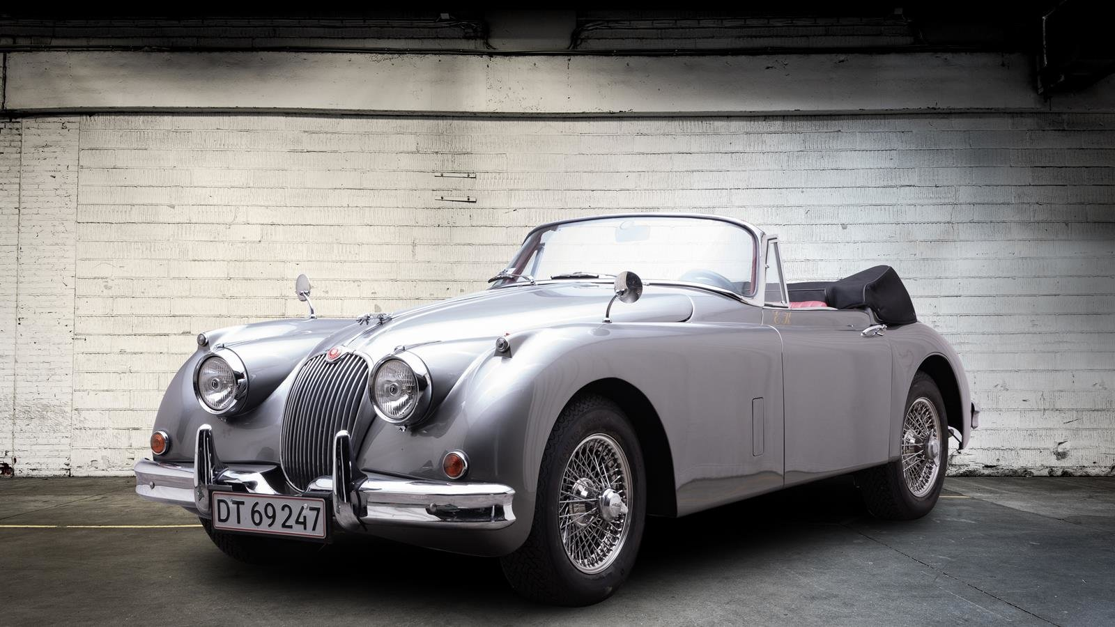 1960 Jaguar XK150 Convertible For Sale (picture 1 of 6)