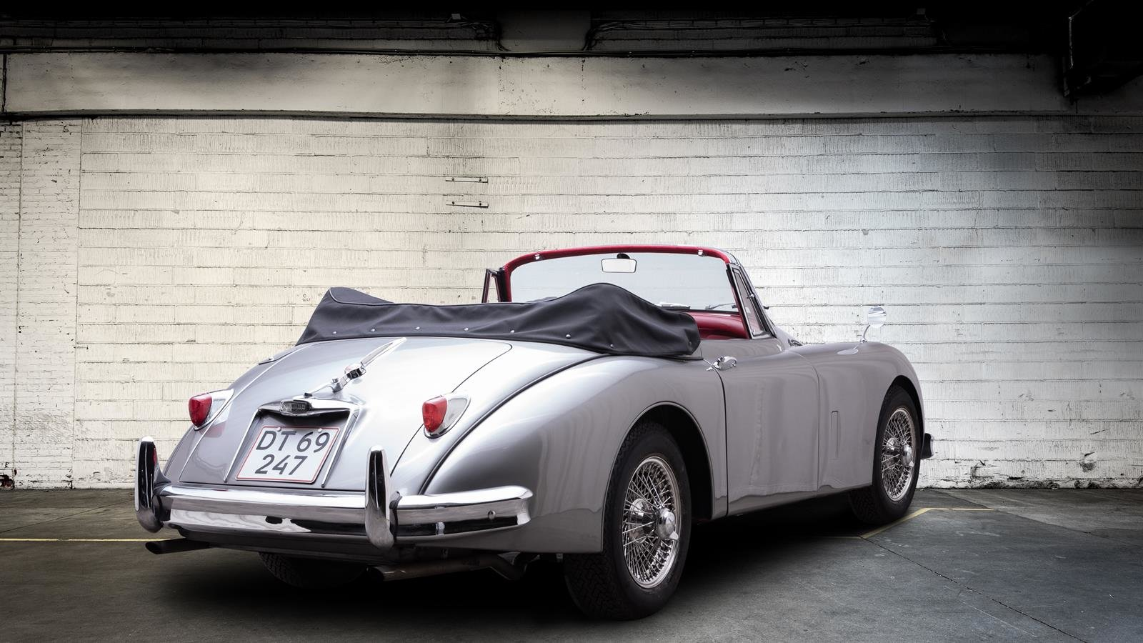 1960 Jaguar XK150 Convertible For Sale (picture 6 of 6)