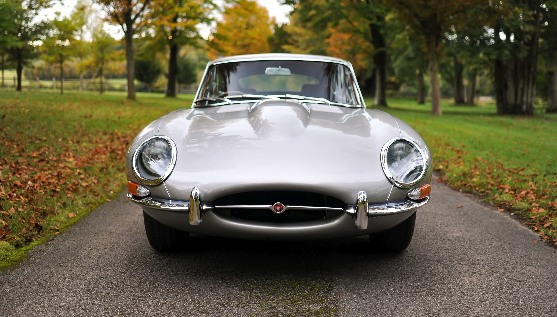 1967 Jaguar E-Type Coupe Series 1 4.2 Ltr  For Sale (picture 2 of 6)
