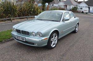 2005 Jaguar XJ8 V8 SE For Sale by Auction