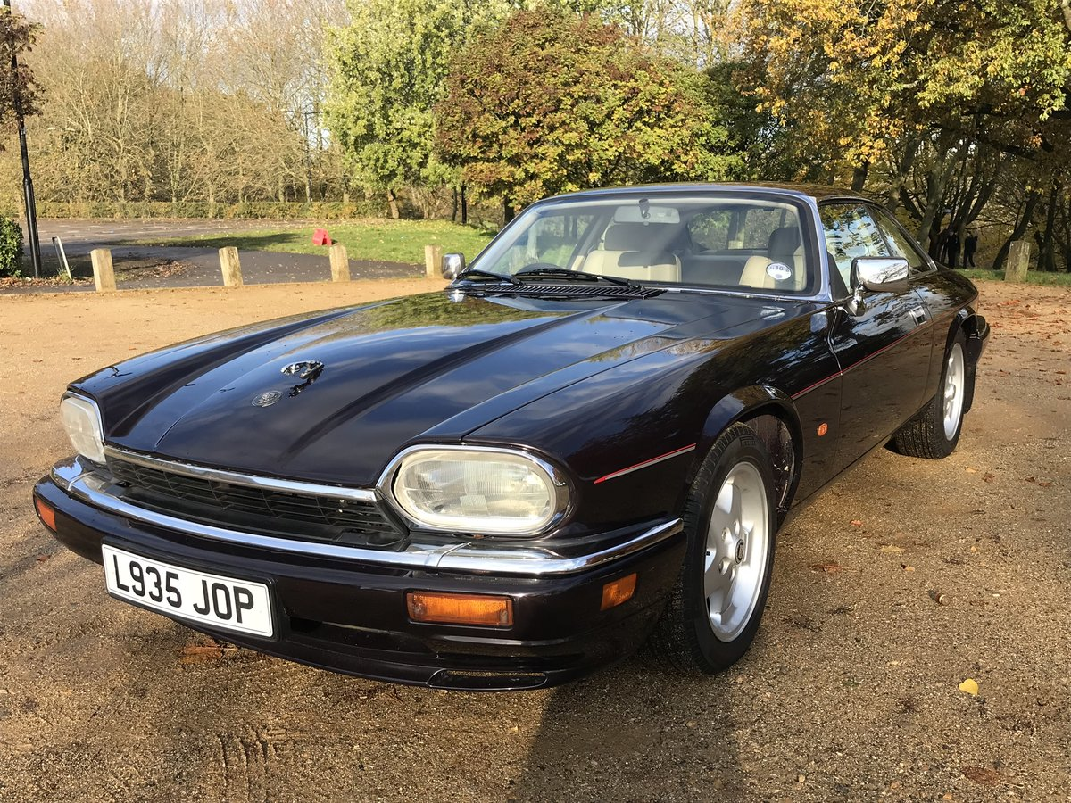 1994 Jaguar XJS 4.0 Litre 67000 Miles SOLD | Car And Classic