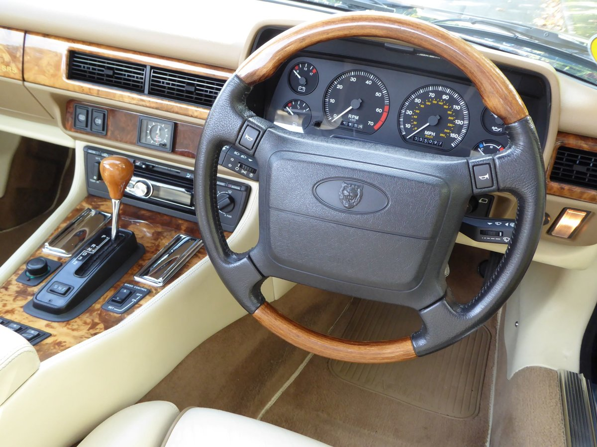1995 Celebration XJS Very Low Mileage  For Sale (picture 4 of 6)