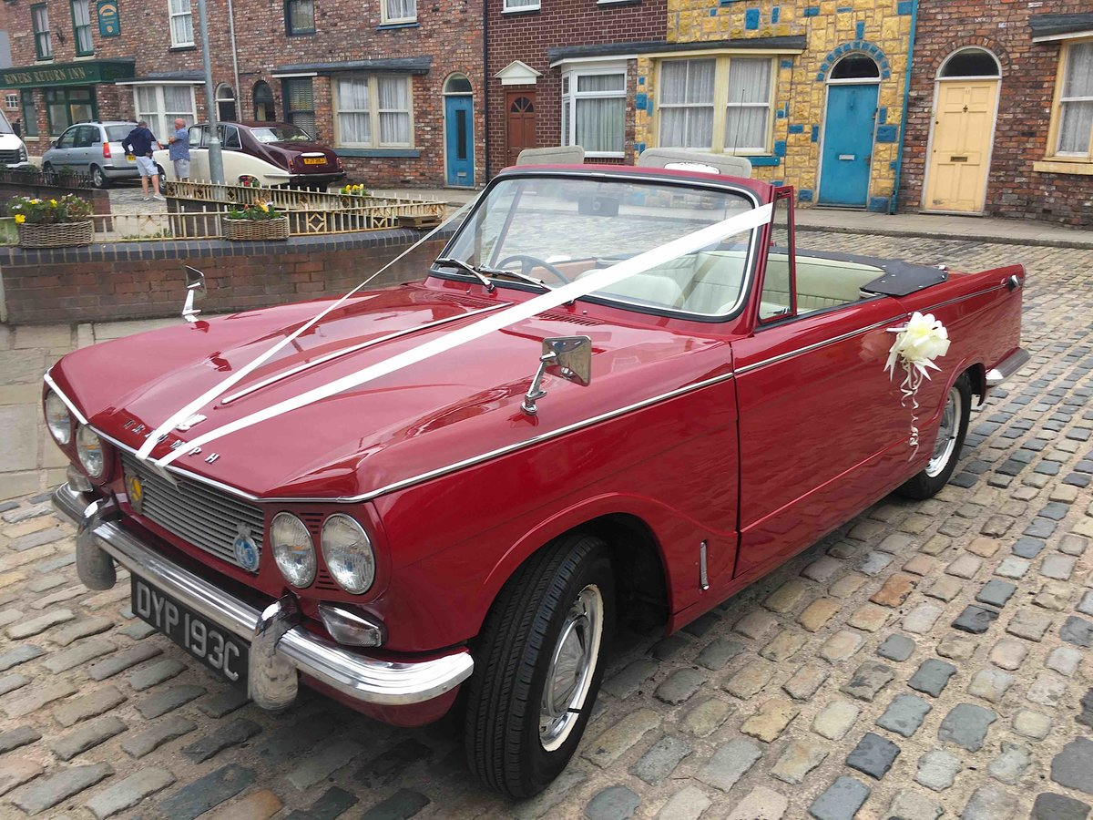 1961 Classic Wedding Cars Cheshire For Hire (picture 6 of 6)