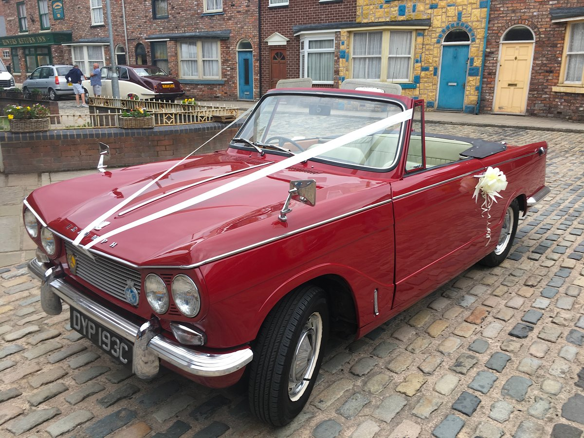 1961 Classic Wedding Cars Cheshire & Manchester For Hire (picture 5 of 6)