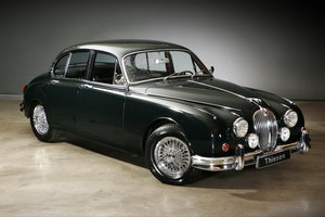 1962 Jaguar MK II 2.8 l Saloon LHD For Sale