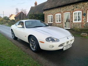 2003 Jaguar XK8 4.2 V8 Coupe For Sale