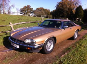 1985 Jaguar XJS 3.6 Five Speed Manual. 27,000 Miles. For Sale