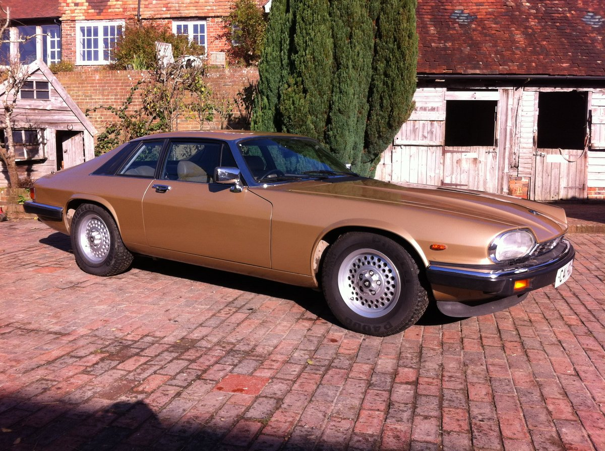 1985 Jaguar XJS 3.6 Five Speed Manual. 27,000 Miles. For Sale (picture 5 of 6)