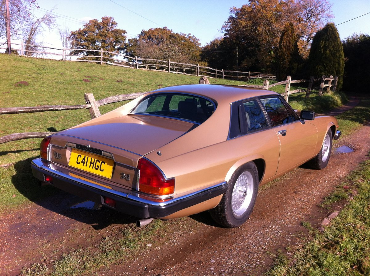 1985 Jaguar XJS 3.6 Five Speed Manual. 27,000 Miles. For Sale (picture 6 of 6)