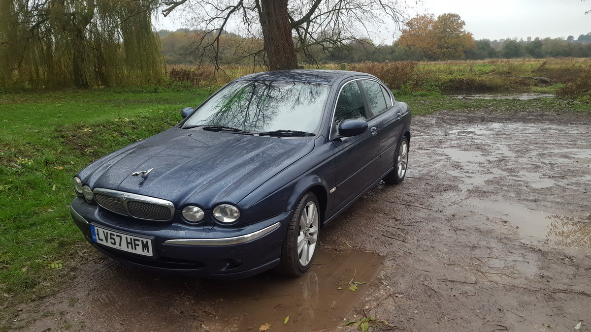 2007 Jaguar X-Type 2.2 Diesel Sovereign For Sale (picture 3 of 6)