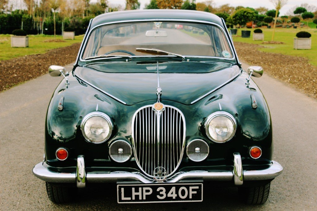 1967 Jaguar MKII 340 3.4 Manual Overdrive For Sale (picture 3 of 6)