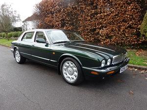 1997 JAGUAR SOVEREIGN 4Ltr LWB 25,000 miles only For Sale