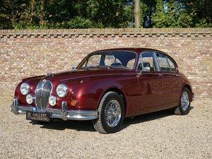 1964 Jaguar MK2 3.8 5-speed, extensive restoration file, very wel For Sale