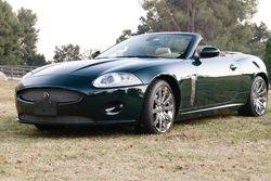 2007 Jaguar XK Convertible Go Green(~)Tan Auto Navi $11.5k