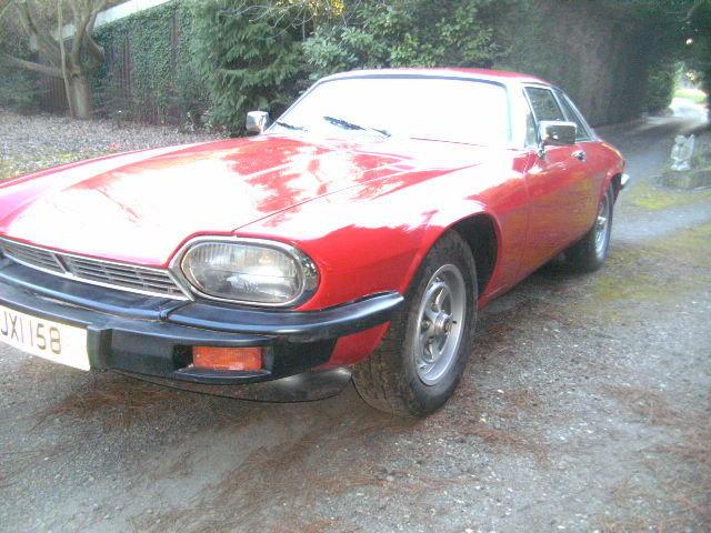 1980 Jaguar XJS Pre HE V12 For Sale (picture 2 of 6)