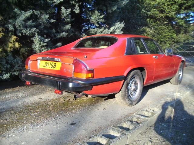 1980 Jaguar XJS Pre HE V12 For Sale (picture 3 of 6)