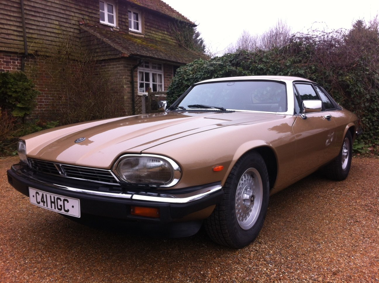 1985 Jaguar XJS 3.6 Five Speed Manual. 27,000 Miles. For Sale (picture 1 of 6)