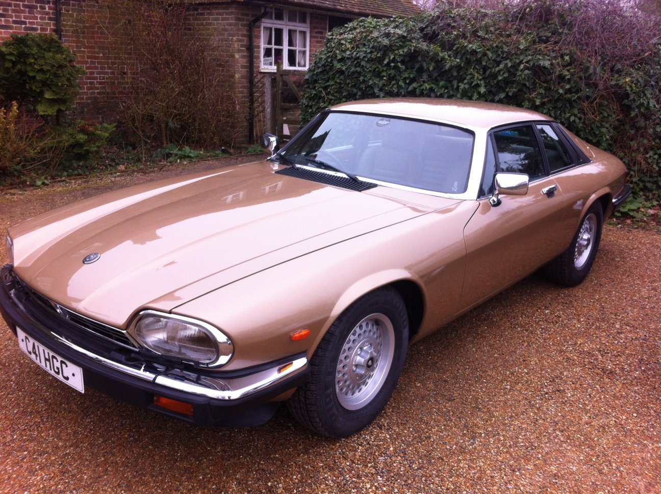 1985 Jaguar XJS 3.6 Five Speed Manual. 27,000 Miles. For Sale (picture 2 of 6)