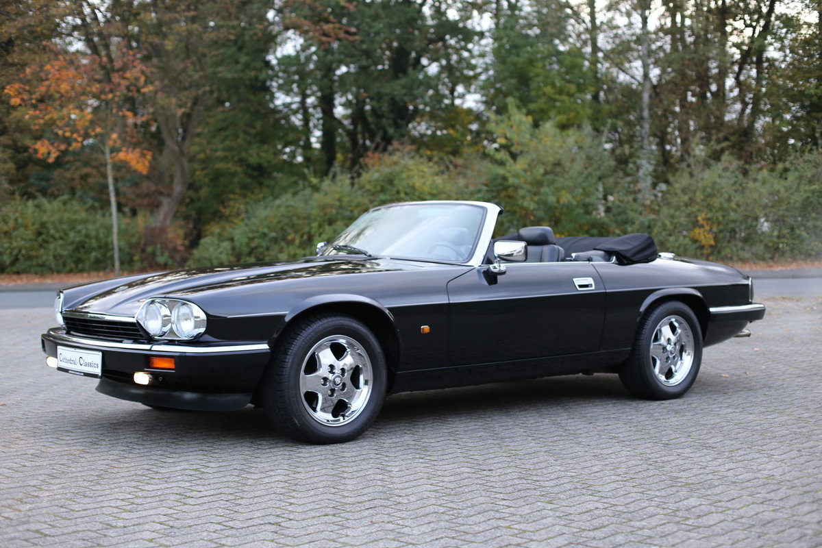 1992 A uniquely styled Euro Specification Jaguar XJS Convertible SOLD (picture 1 of 6)