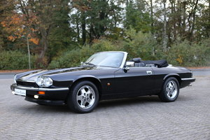 1992 A uniquely styled Euro Specification Jaguar XJS Convertible SOLD