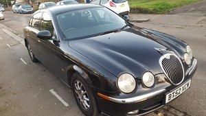 2003 Jaguar 2.5 s type automatic..perfect!!