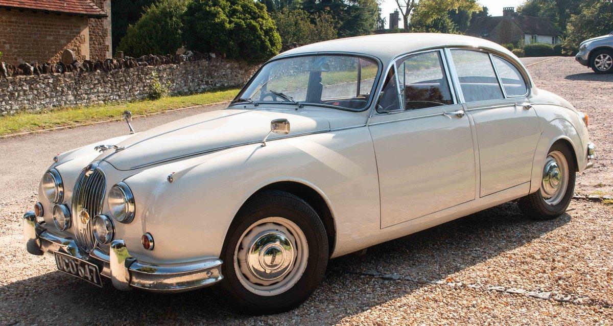 1960 Jaguar Mk 2 2.4 Auto Overdrive Condition 2 For Sale (picture 1 of 6)