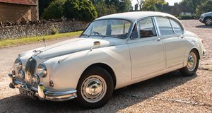 1960 Jaguar Mk 2 2.4 Auto Overdrive Condition 2 For Sale