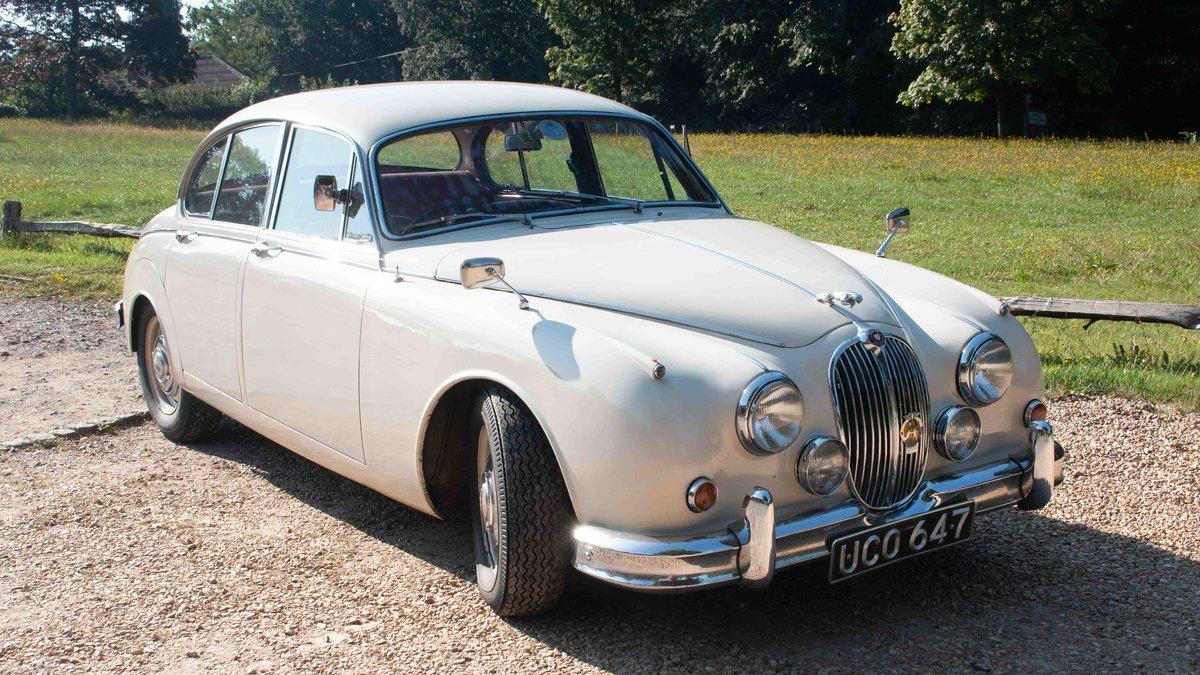 1960 Jaguar Mk 2 2.4 Auto Overdrive Condition 2 For Sale (picture 2 of 6)
