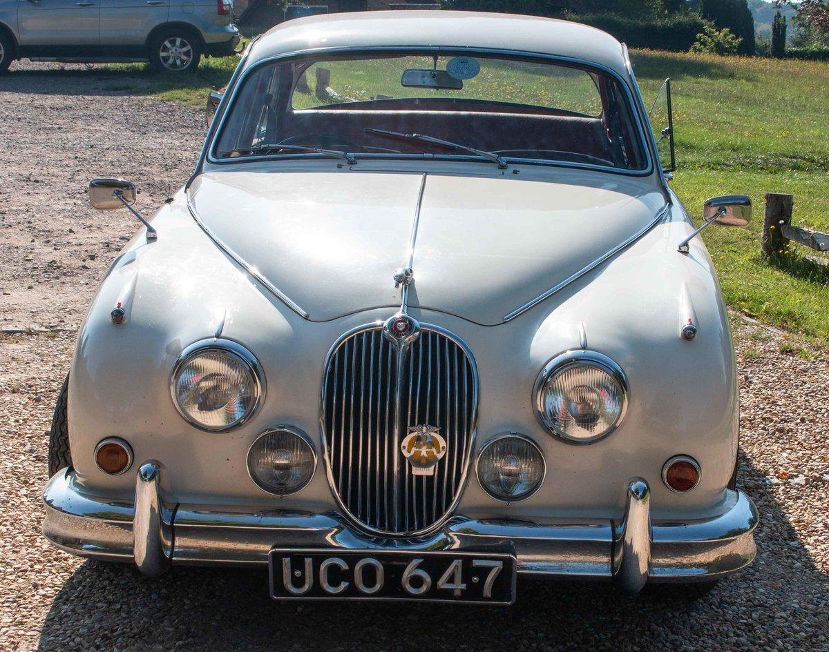 1960 Jaguar Mk 2 2.4 Auto Overdrive Condition 2 For Sale (picture 3 of 6)