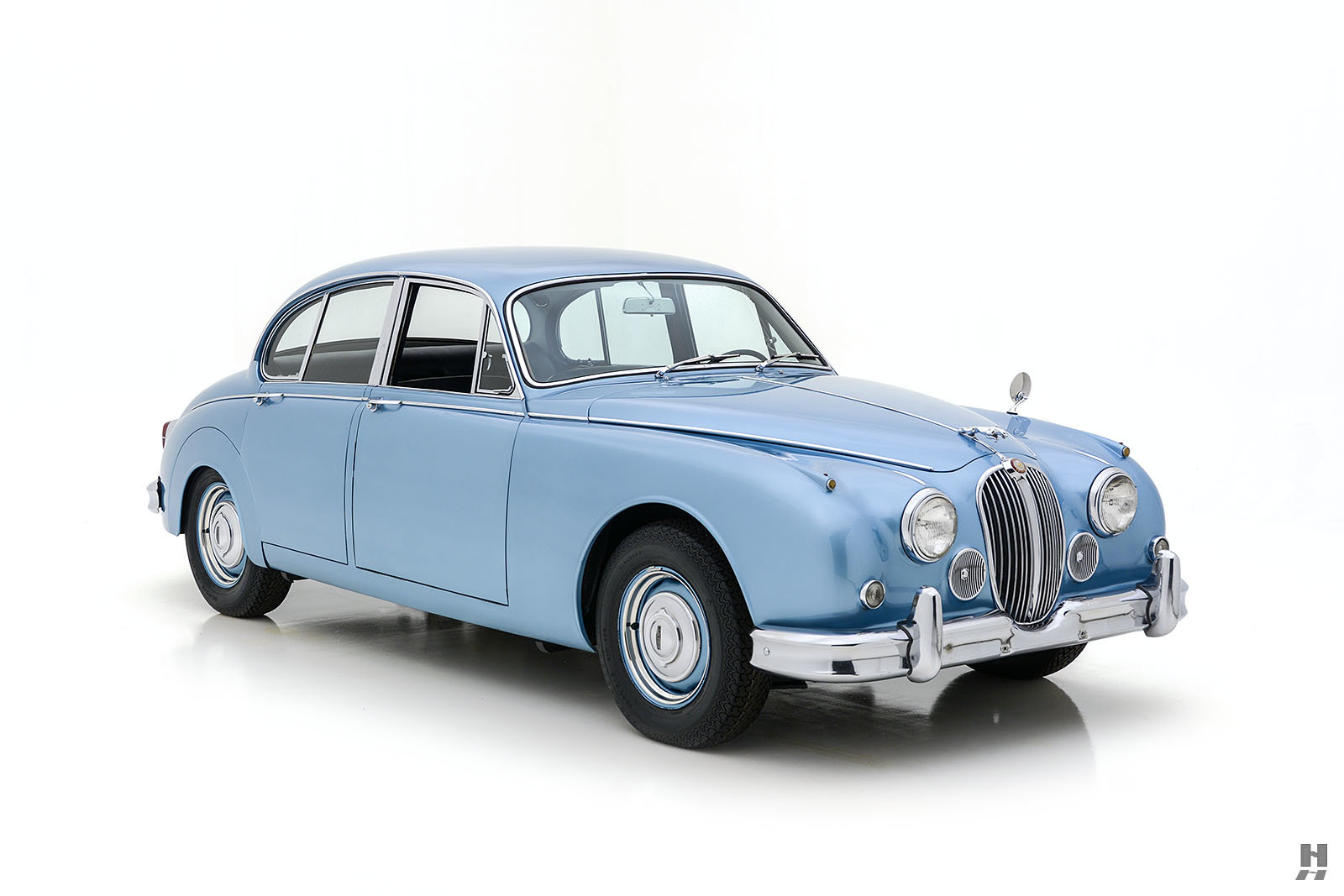 1963 JAGUAR MK II 3.8 SALOON For Sale (picture 2 of 6)
